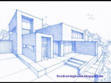 Embedded thumbnail for how to draw a house