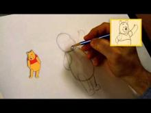 Embedded thumbnail for Learn how to draw Winnie the Pooh!
