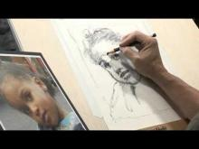 Embedded thumbnail for How to Draw Like an Artist: Creating a Portrait Sketch