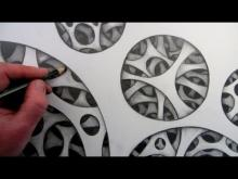 Embedded thumbnail for How to Draw a 3D Illusion using Circles
