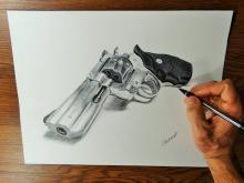 Embedded thumbnail for How I Draw a Gun