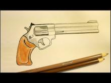 Embedded thumbnail for How To Draw A Pistol