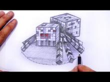 Embedded thumbnail for How to Draw Minecraft Spider 3D