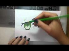Embedded thumbnail for How to color Eyes