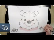 Embedded thumbnail for How to Draw Winnie The Pooh
