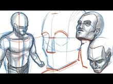 Embedded thumbnail for How to Draw People on Difficult Angles