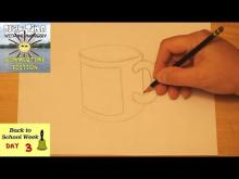 Embedded thumbnail for How to Draw a Souvenir Mug