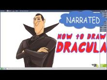 Embedded thumbnail for How to Draw Dracula