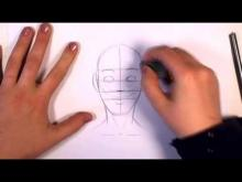 Embedded thumbnail for How to Draw a Woman