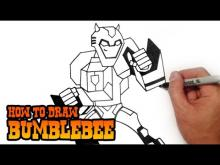 Embedded thumbnail for How to Draw Bumblebee - Transformers