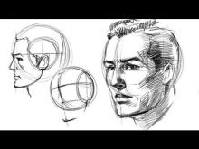 Embedded thumbnail for How to Draw the Head