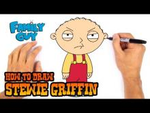 Embedded thumbnail for How to Draw Stewie Griffin