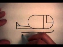 Embedded thumbnail for How to Draw a Helicopter for Kids