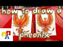 Embedded thumbnail for How To Draw A Phoenix